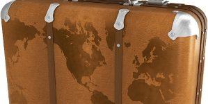 Reise-Vorbereitung, Packliste, Koffer-300x200