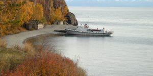 Transsib: Baikalbahn, Port-Baikal