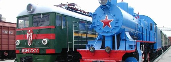 Nowosibirsk Eisenbahn-Museum